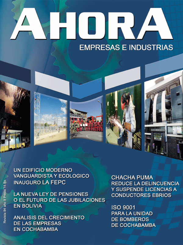 Revista 84 Año 8