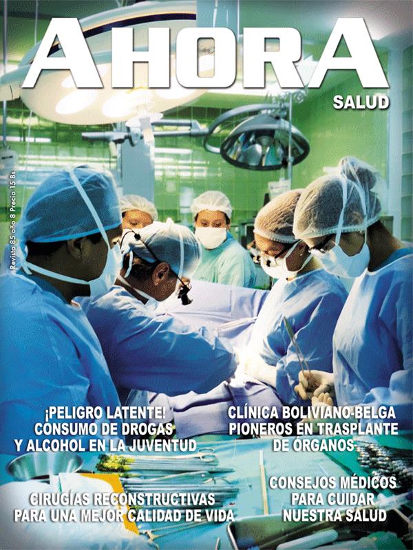Revista 85 Año 8