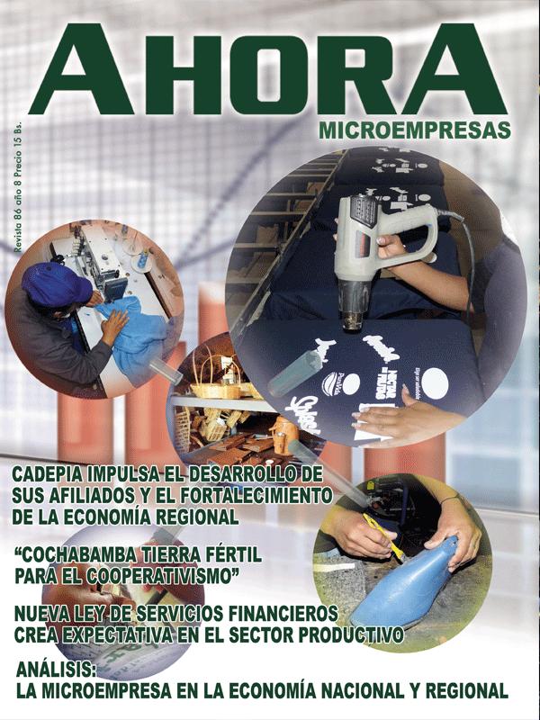 Revista 86 Año 8